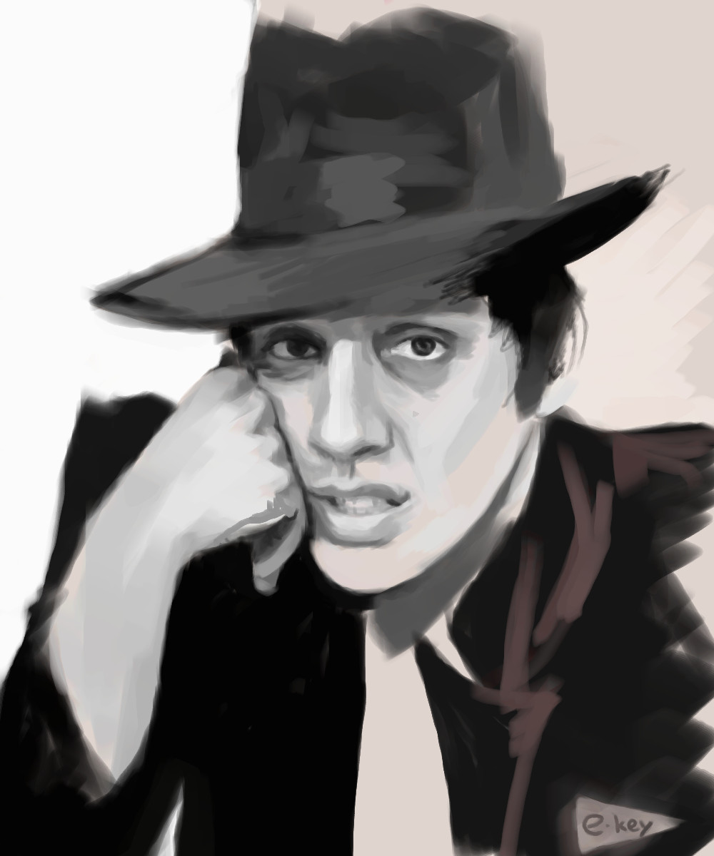 Adriano Celentano by E-key