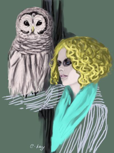 owl by E-key