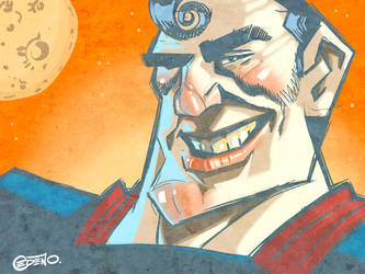 superman by allanced