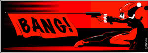 Harley Quinn BANG