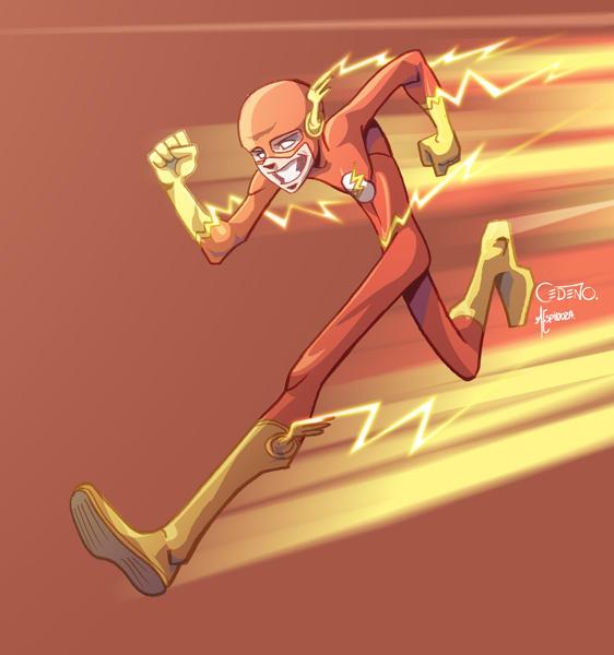 Flash by allanced