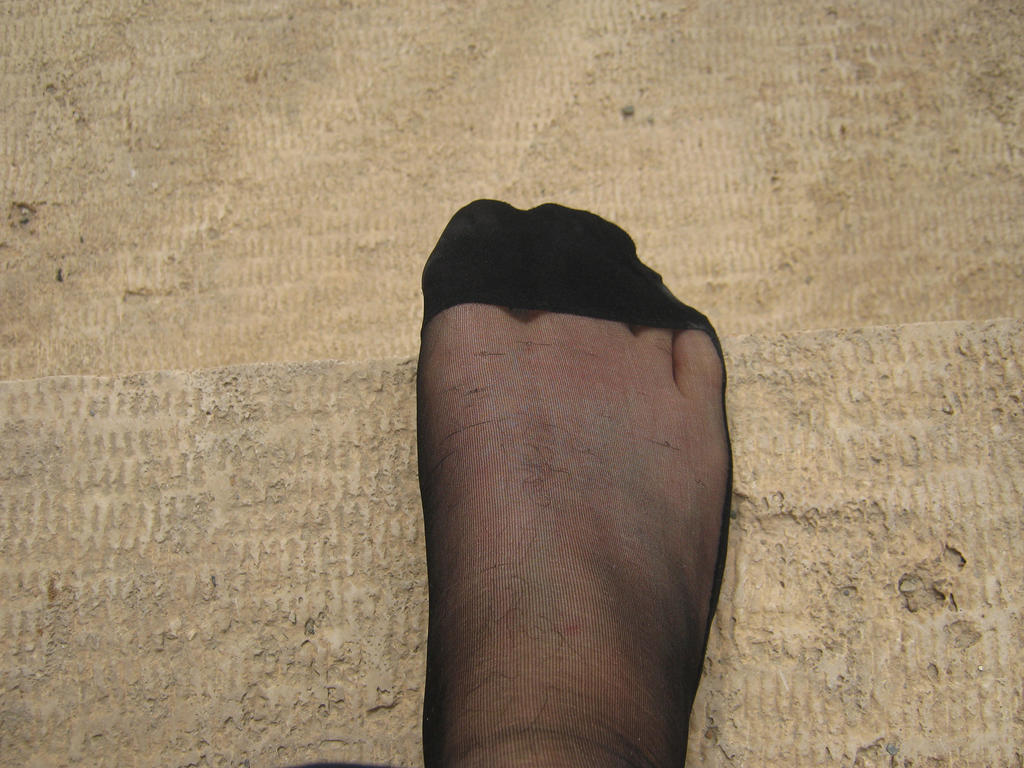 foot for every day by faridmohammadichian