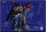 Power Master Optimus Prime with Apex Armor