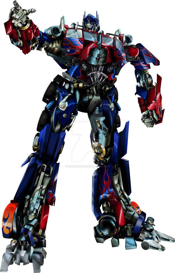 movie optimus prime take 2 by draconis130 on deviantart