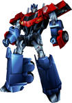 Robots In disguise Optimus Prime