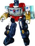 Machine Wars Optimus Prime