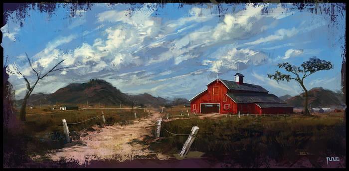 country farm