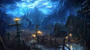 Moonlight village_Tera