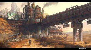 Nomad_Scavenger's refinery