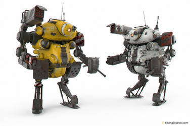 King of the hill mech
