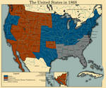 The United States in 1868