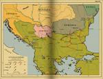 The First Balkan War