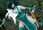 Akali- The Fist of Shadow