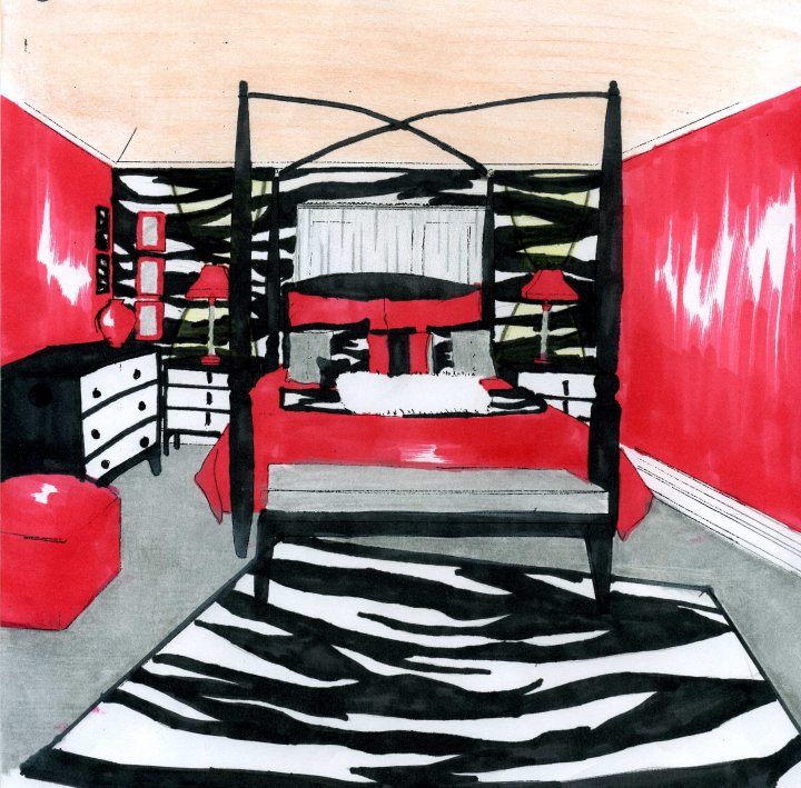 une chambre zebre by julies21 on deviantart ForChambre Zebre