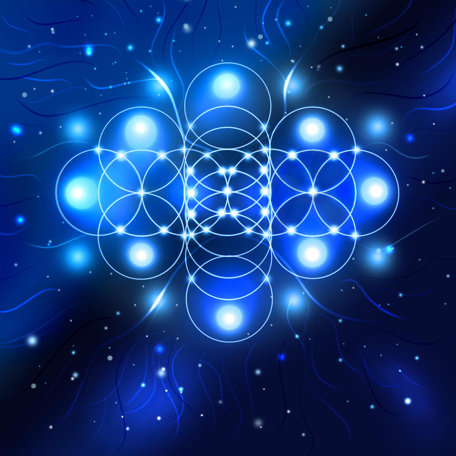 Sacred Geometry Art Sacred Geometry by Shine1000