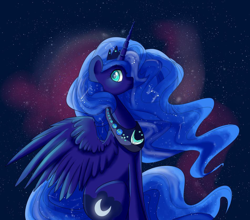 Luna - by Jonsis