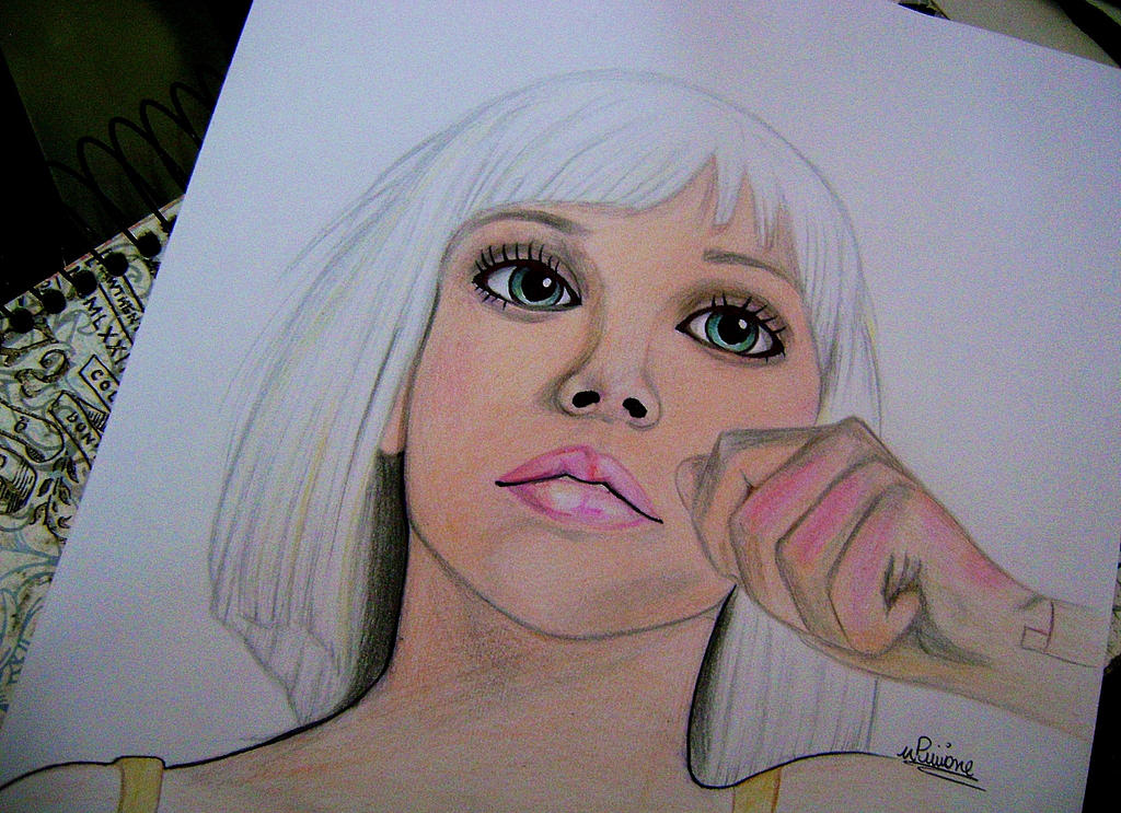 Maddie ziegler sia chandelier by wivianesoares on deviantart maddie ziegler sia chandelier by wivianesoares aloadofball Choice Image