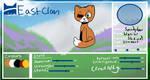 Sandyclaw (Warrior cat oc)