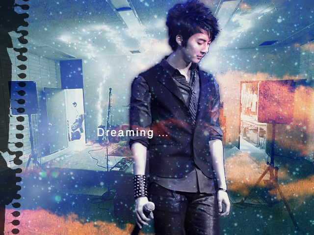 Dreaming .. -- Kim Hyung Joon by ~BeeBKawaii on deviantART