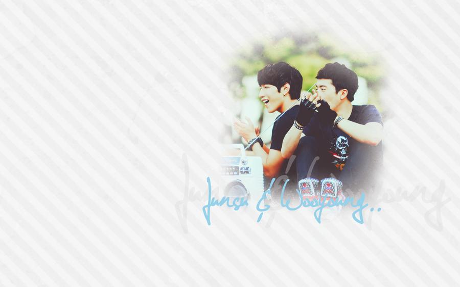 [Resim: Junsu_n___wooyoung____wallpaper_by_BeeBKawaii.png]