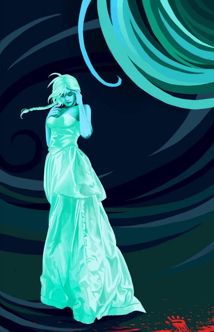 Amber - Logrus Maiden by Eldarianne