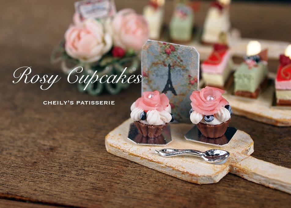 More Cupcakes... by PetitDeCherries
