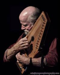 John McCutcheon by SaroB-W