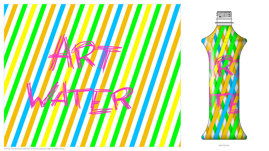 art water crazy colors by Nedelja
