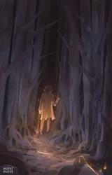 Dark Forest by minimoss