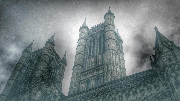 Medieval magic by SilverMixx