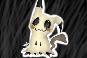 Mimikyu - Pokemon by FurryChummy