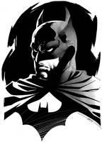 Batman by marcelomueller