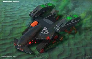 Nod Harvester concept by HeavyMetalDesigner