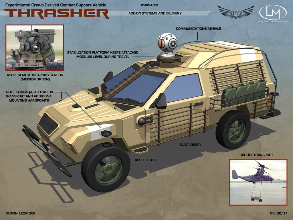 Vehicle Design - Exterior by HeavyMetalDesigner