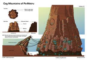 Bionicle II - Cog Mountain