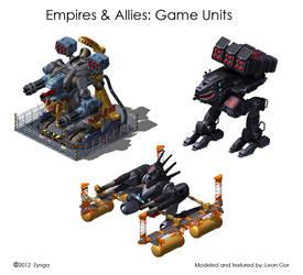 EmpiresAllies Units01 by HeavyMetalDesigner