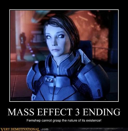 Mass Effect 3 Ending by link-kiral