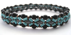 Sierra Beadwoven Bracelet
