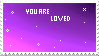 [STAMPS] And The Universe Said... by creationcomplex