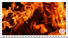 [STAMPS] Burn! by creationcomplex