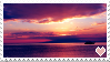 [STAMPS] Sunset on the Horizon by creationcomplex
