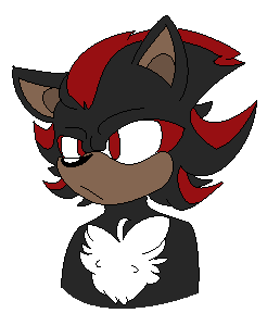 [STH] Shadow The Sprited Edgehog by creationcomplex