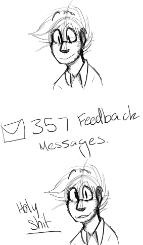 [SHITPOST] How many messages do you even need? by creationcomplex