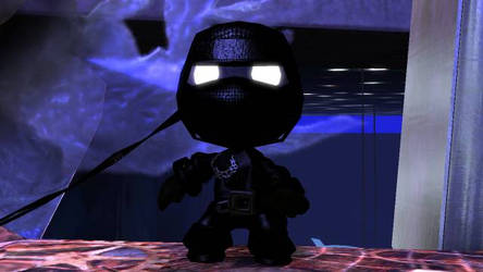 Littlebig Planet Noob Saibot