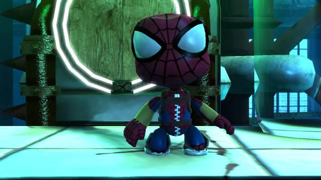 LBP Mangaverse Spider-Man by Mangaverse Spider Man Wallpaper