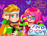 dance central: #finddcoy