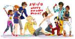 dance central: HAPPY BIRTHDAY BODIE!