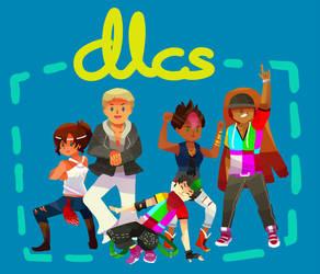 dance central: memorable DLCs by moondazzle