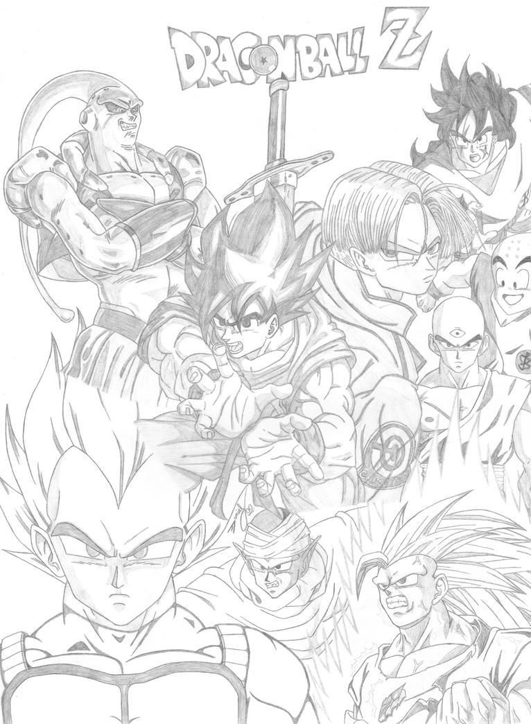 Dragon Ball Z Kamehasutra 2