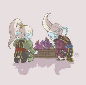 Whis and Vados